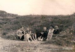 Gryderne ved stranden 1938